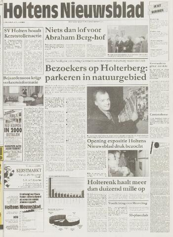Holtens Nieuwsblad 1997-12-04