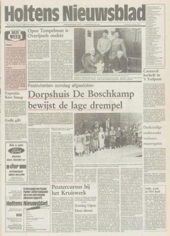 Holtens Nieuwsblad 1989-03-16