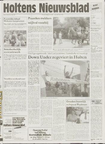 Holtens Nieuwsblad 1998-07-23