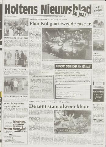 Holtens Nieuwsblad 1999-04-15