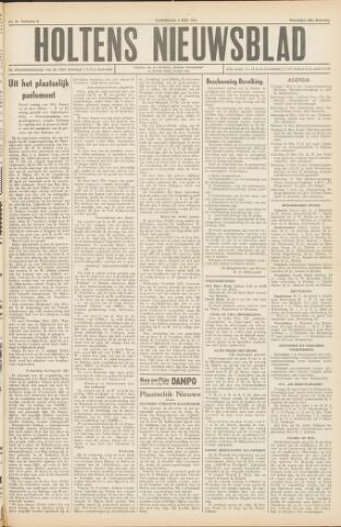 Holtens Nieuwsblad 1954-05-08