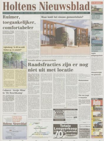 Holtens Nieuwsblad 2002-10-31