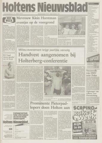 Holtens Nieuwsblad 1993-05-27