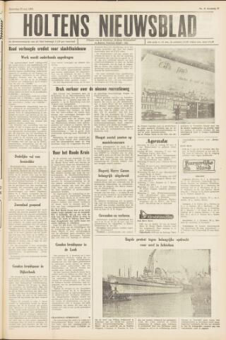 Holtens Nieuwsblad 1963-05-25