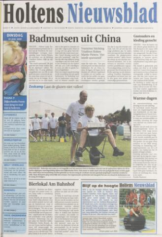Holtens Nieuwsblad 2009-06-30