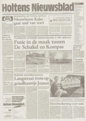 Holtens Nieuwsblad 1993-03-04