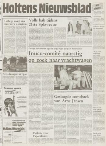 Holtens Nieuwsblad 1995-08-24