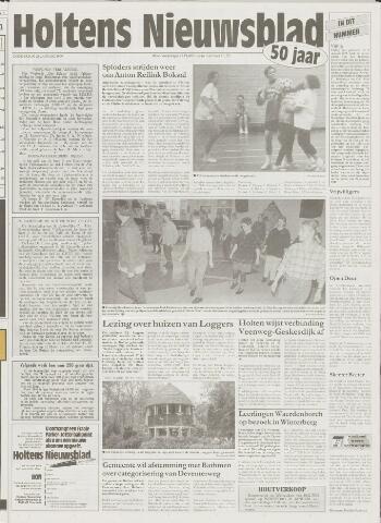 Holtens Nieuwsblad 1999-01-21