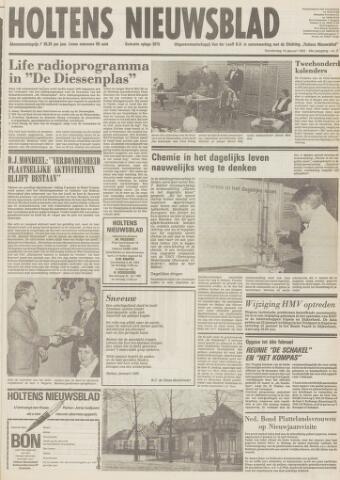 Holtens Nieuwsblad 1982-01-14