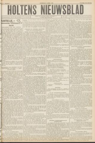 Holtens Nieuwsblad 1950-04-01