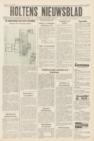 Holtens Nieuwsblad 1966-10-15