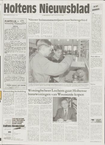 Holtens Nieuwsblad 1999-02-04