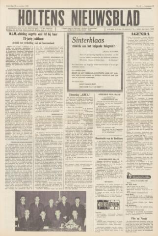 Holtens Nieuwsblad 1966-11-19
