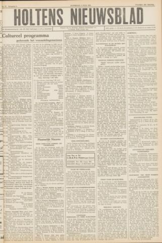 Holtens Nieuwsblad 1952-07-05
