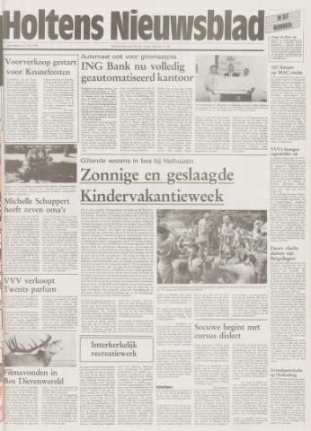 Holtens Nieuwsblad 1995-07-27