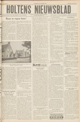 Holtens Nieuwsblad 1956-10-27