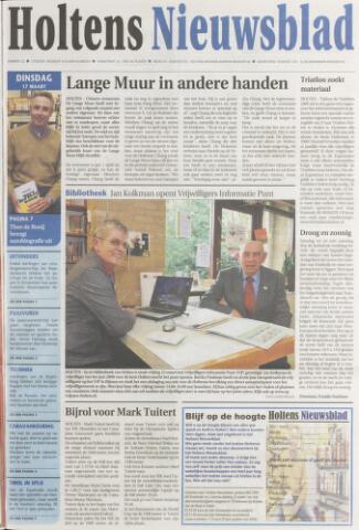 Holtens Nieuwsblad 2009-03-17