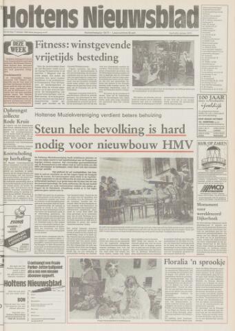 Holtens Nieuwsblad 1990-10-11