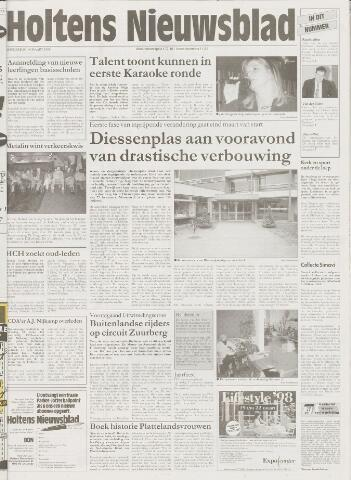 Holtens Nieuwsblad 1998-03-19