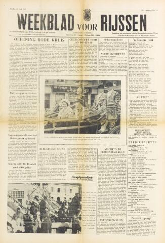 Weekblad voor Rijssen 1963-05-31