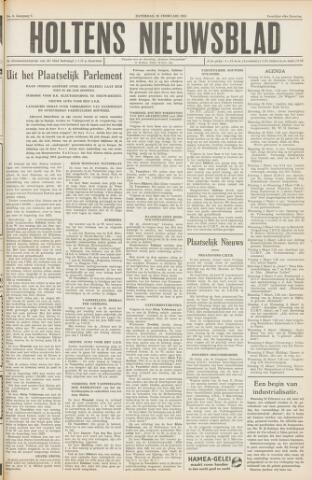 Holtens Nieuwsblad 1955-02-26
