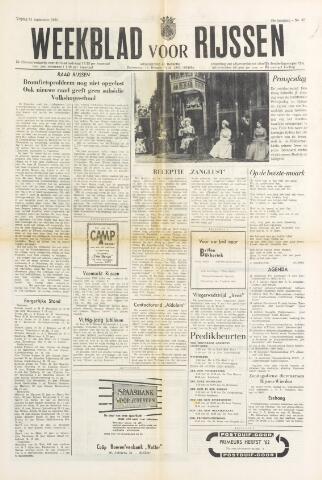 Weekblad voor Rijssen 1962-09-21