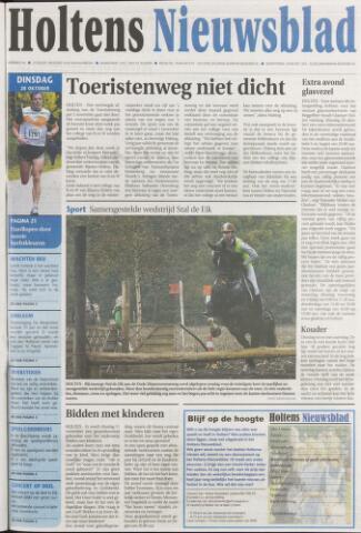 Holtens Nieuwsblad 2008-10-28
