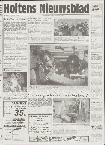 Holtens Nieuwsblad 1998-11-19