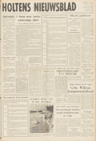 Holtens Nieuwsblad 1969-07-18