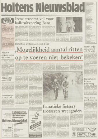 Holtens Nieuwsblad 1991-06-06