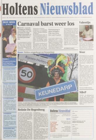 Holtens Nieuwsblad 2007-02-13