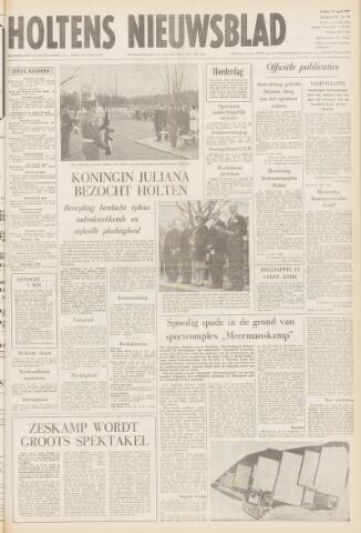 Holtens Nieuwsblad 1970-04-17