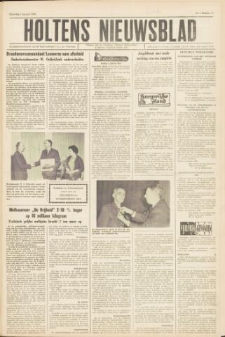 Holtens Nieuwsblad 1964-01-04