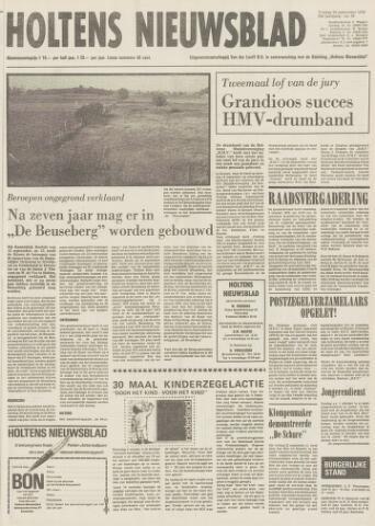 Holtens Nieuwsblad 1978-09-29