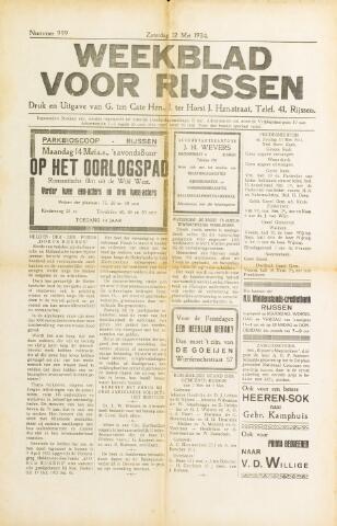 Weekblad voor Rijssen 1934-05-12