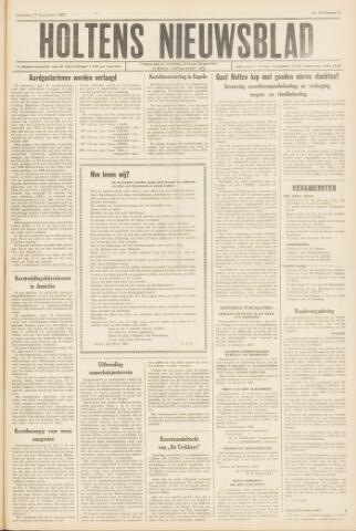 Holtens Nieuwsblad 1963-12-21