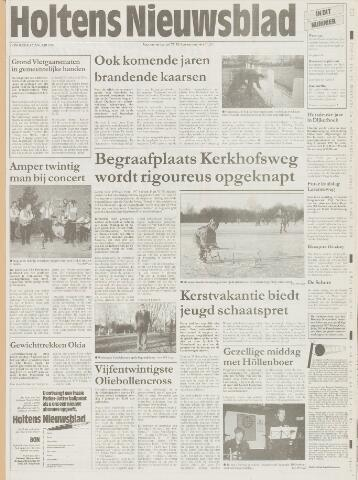 Holtens Nieuwsblad 1997-01-02