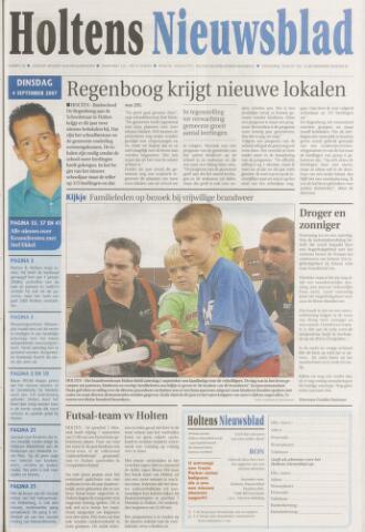 Holtens Nieuwsblad 2007-09-04