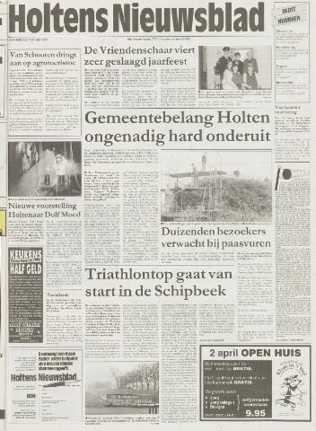 Holtens Nieuwsblad 1997-03-27