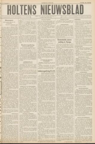 Holtens Nieuwsblad 1952-05-24