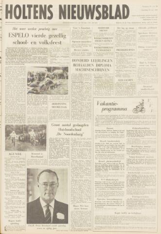 Holtens Nieuwsblad 1968-06-29