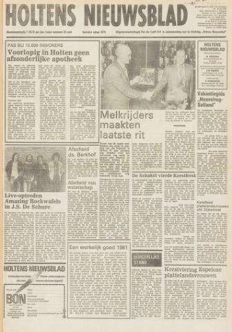 Holtens Nieuwsblad 1981-01-02