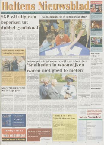 Holtens Nieuwsblad 2004-04-29