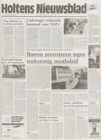 Holtens Nieuwsblad 1995-09-14