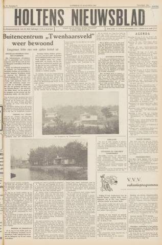 Holtens Nieuwsblad 1957-08-24
