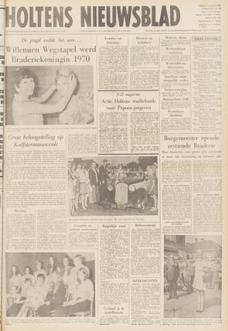 Holtens Nieuwsblad 1970-08-07