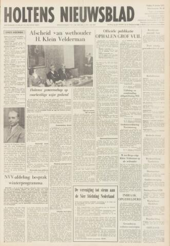 Holtens Nieuwsblad 1972-10-27
