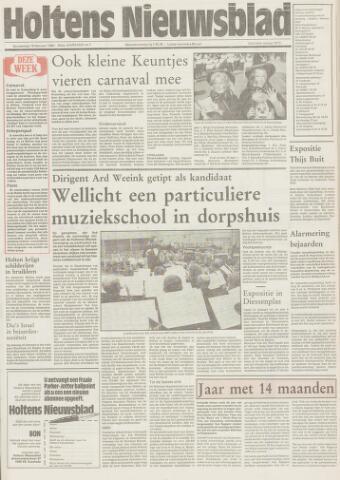 Holtens Nieuwsblad 1988-02-18