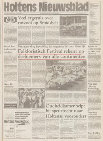Holtens Nieuwsblad 1992-01-09