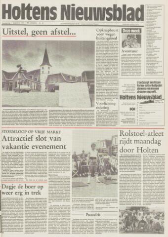 Holtens Nieuwsblad 1985-08-01
